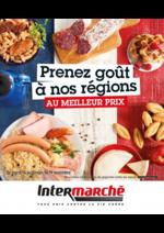 Prospectus Intermarché Super : Prenez goût à nos régions au meilleur prix