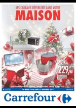 Prospectus Carrefour : Les cadeaux déferlent dans votre maison