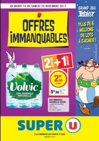 Prospectus Super U PARIS - AV. CLICHY : Offres immanquables
