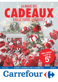 Prospectus Carrefour CHARENTON LE PONT : La magie des cadeaux éveille toutes les envies