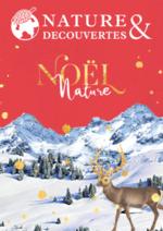 Catalogues et collections Nature & Découvertes : La Nature fête Noël !