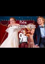 Promos et remises  : Collection fêtes dès 9,99€