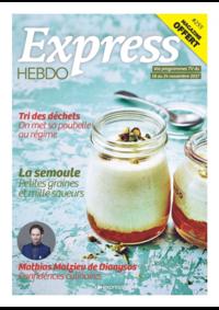 Journaux et magazines Carrefour Express Arcueil : Feuilletez le magazine Contact Hebdo