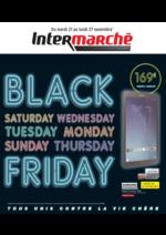 Prospectus Intermarché Hyper : Black Friday