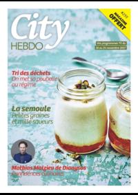 Journaux et magazines Carrefour city Taverny : Feuilletez le magazine Contact Hebdo