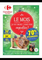 Prospectus Carrefour Market : Le mois acte 4