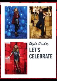 Catálogos e Coleções Lidl Alcochete : Style Guides: Let's Celebrate