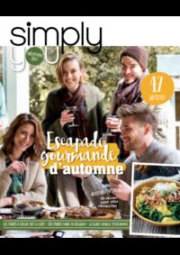 Journaux et magazines Carrefour Express BRUXELLES Ma Campagne : Magazine Novembre 2017