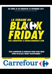 Prospectus Carrefour BESANCON Zone Commerciale Est : La semaine du black friday