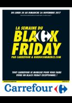Prospectus Carrefour : La semaine du black friday