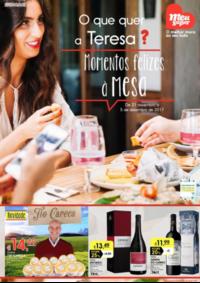 Folhetos Meu Super Lisboa Benfica : O que quer a Teresa? Momentos felizes à mesa