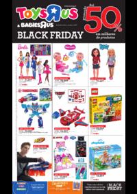 Folhetos Toys R Us Alcabideche CascaiShopping : Black friday até -50%