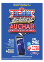 Prospectus Auchan : Black friday