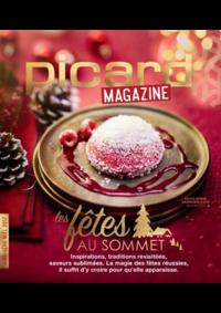 Journaux et magazines Picard COLOMBES : Picard Mag : Les fêtes au sommet