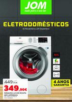 Folhetos JOM : Eletrodomésticos