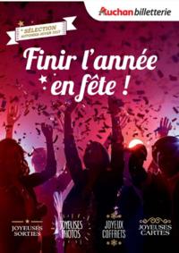 Prospectus MyAuchan Paris Vaugirard : Finir l'année en fête !