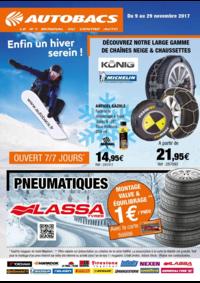 Prospectus autobacs Pierrelaye : Enfin un hiver serein !