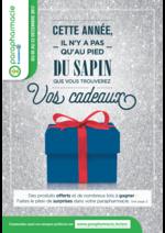 Prospectus Parapharmacie E.Leclerc : Cette année, il n'y a pas qu'au pied du sapin que vous trouverez vos cadeaux