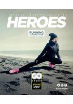 Guides et conseils Go Sport : Guide Go Sport Heroes Running