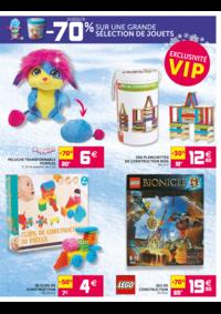 Prospectus Gifi HYERES : Jusqu'à -70% sur une grande sélection de jouets