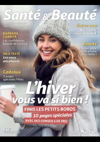 Journaux et magazines Auchan Vélizy : L'hiver vous va si bien !