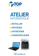 Catalogues et collections Top office : Atelier Informatique