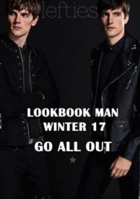 Catálogos e Coleções Lefties Amadora : Lookbook Man - Winter 17 - Go all out