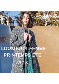 Catalogues et collections Bonobo Louviers : Lookbook femme printemps 2018 III