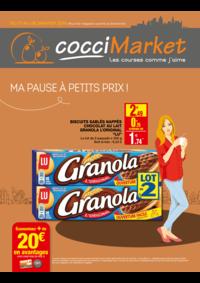 Prospectus CocciMarket PARIS 41 Rue du Fg Montmartre : Ma pause à petits prix!