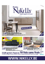 Prospectus Meubles Nikelly : Profitez des offres