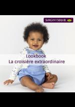 Catalogues et collections Sergent Major : Lookbook La croisière extraordinaire