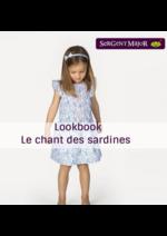Catalogues et collections Sergent Major : Lookbook enfant Le chant des sardines