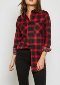 Catalogues et collections NOZ : Mesdames, craquez pour la chemise à carreaux