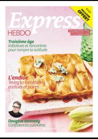 Prospectus Carrefour Express Arcueil : Express hebdo s08