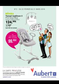 Prospectus Aubert TOURVILLE LA RIVIERE : Go, les prix promos !