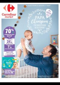 Prospectus Market LIVRY GARGAN : papa champion