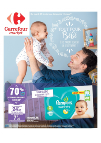 Prospectus Market TAVERNY : Tout pour bébé