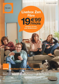 Prospectus Orange : Bon Plan Orange
