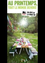 Prospectus Proxy Delhaize : Au printemps, tout le monde dehors