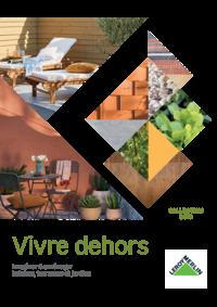 Catalogues et collections Leroy Merlin Rosny-sous-bois : Vivre dehors
