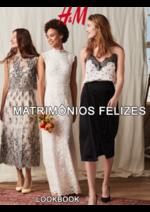Catálogos e Coleções H&M : Lookbook mulher Matrimônios felizes