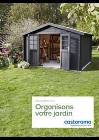 Guides et conseils Castorama : Organisons votre jardin