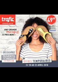 Prospectus Trafic Anderlecht : Une grande marque à prix mini!