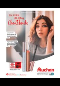 Prospectus Auchan : En avril on vous chouchoute