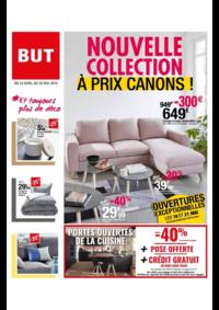 Prospectus But Fresnes : Nouvelle collection à prix canons !