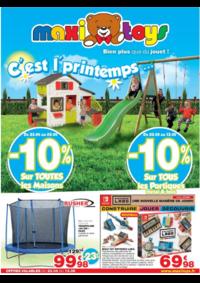 Catalogues et collections Maxi Toys Paris 19 : C'est l'printemps !