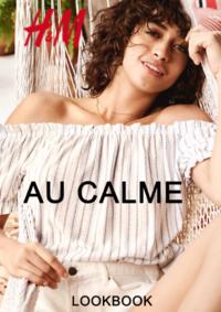 Catalogues et collections H&M Bern - Westside : Lookbook femme Au calme