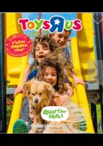 Prospectus Toys R Us : Guide plein air 2018