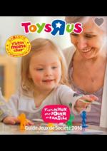Prospectus Toys R Us : Guide Jeux de Société 2018