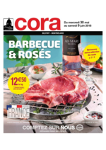 Prospectus  : Barbecue et rosés